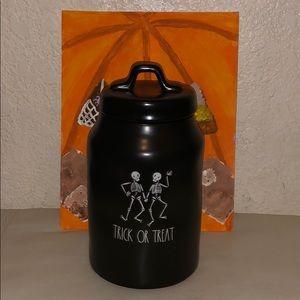 Rae Dunn Trick or Treat Jar